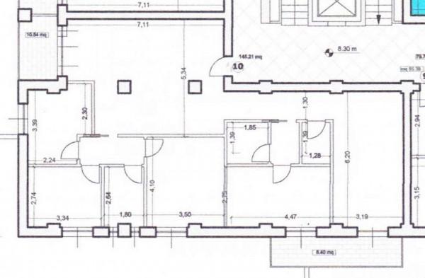Appartamento in vendita a La Spezia, Migliarina, Con giardino, 120 mq - Foto 34