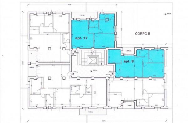 Appartamento in vendita a La Spezia, Migliarina, Con giardino, 120 mq - Foto 8