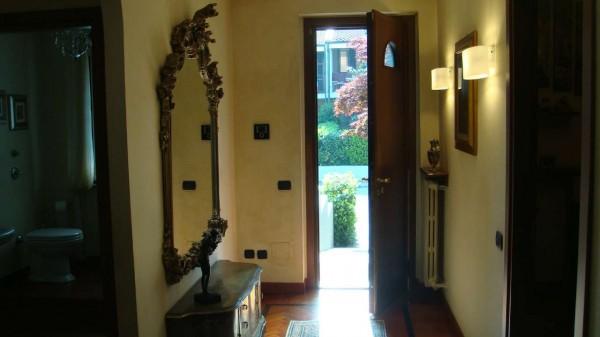 Villetta a schiera in vendita a Buccinasco, I Maggio, Con giardino, 280 mq - Foto 25