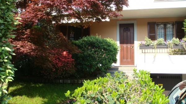 Villetta a schiera in vendita a Buccinasco, I Maggio, Con giardino, 280 mq - Foto 35