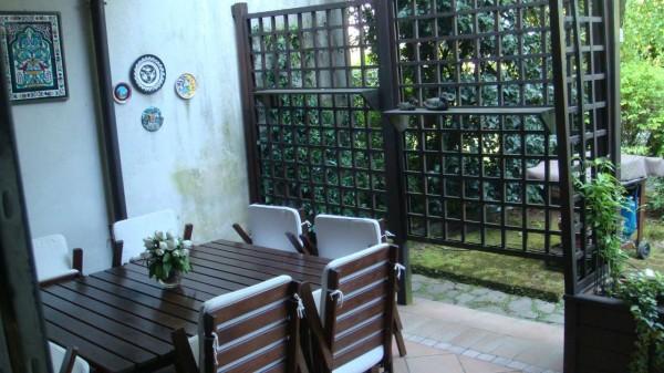 Villetta a schiera in vendita a Buccinasco, I Maggio, Con giardino, 280 mq - Foto 24