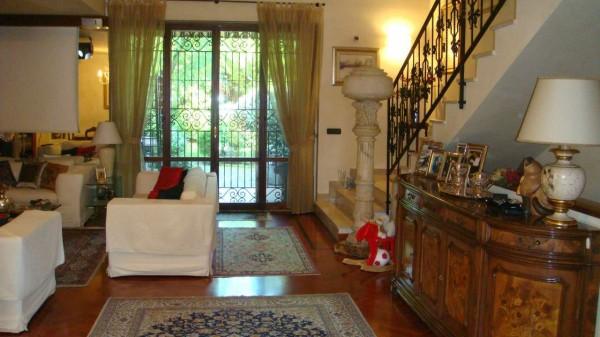Villetta a schiera in vendita a Buccinasco, I Maggio, Con giardino, 280 mq - Foto 33