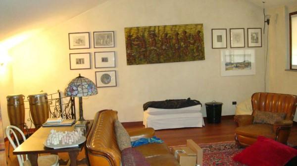 Villetta a schiera in vendita a Buccinasco, I Maggio, Con giardino, 280 mq - Foto 4
