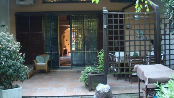 Villetta a schiera in vendita a Buccinasco, I Maggio, Con giardino, 280 mq - Foto 32