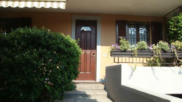 Villetta a schiera in vendita a Buccinasco, I Maggio, Con giardino, 280 mq - Foto 15