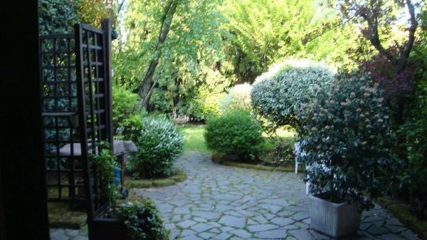 Villetta a schiera in vendita a Buccinasco, I Maggio, Con giardino, 280 mq - Foto 28