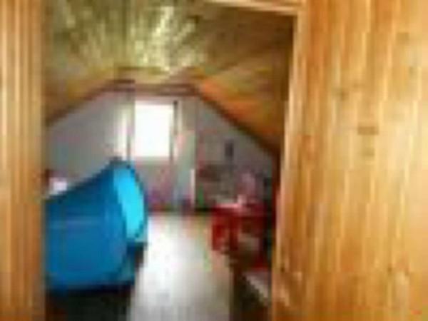 Casa indipendente in vendita a Tiglieto, Montecalvo, Arredato, con giardino, 185 mq - Foto 12
