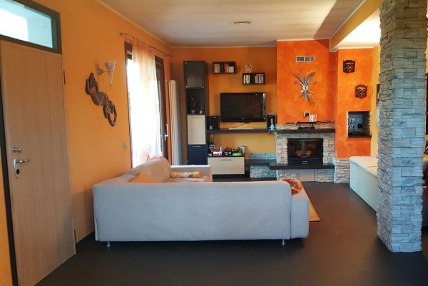 Villa in vendita a Casorezzo, Beata Giuliana, 200 mq - Foto 14