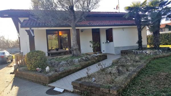 Villa in vendita a Casorezzo, Beata Giuliana, 200 mq - Foto 1