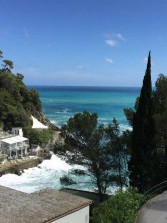 Appartamento in vendita a Zoagli, Marina Di Bardi, Con giardino, 50 mq