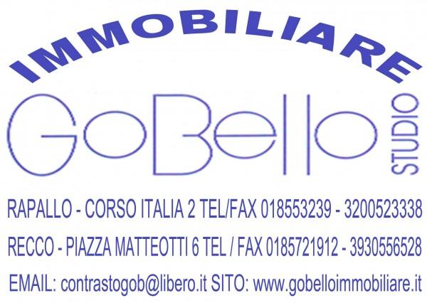 Appartamento in vendita a Zoagli, Marina Di Bardi, Con giardino, 50 mq - Foto 17
