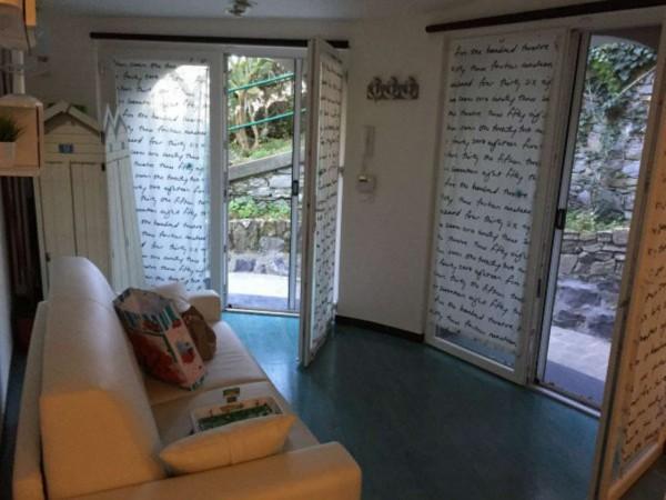 Appartamento in vendita a Zoagli, Marina Di Bardi, Con giardino, 50 mq - Foto 23