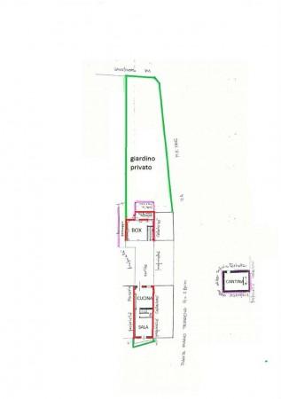 Appartamento in vendita a Alpignano, Semi/centrale, Con giardino, 85 mq - Foto 3