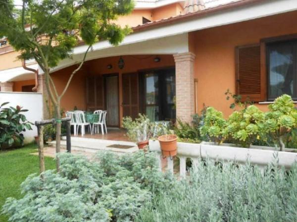 Villa in vendita a Anzio, Lido Dei Pini, Con giardino, 100 mq