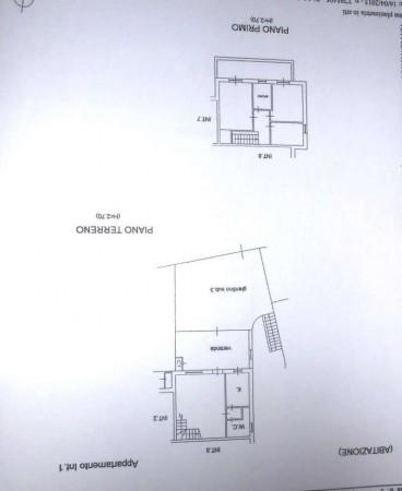 Villa in vendita a Anzio, Lavinio Poggio, Con giardino, 110 mq - Foto 3