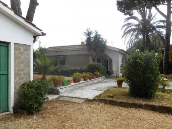 Villa in vendita a Anzio, Lido Delle Sirene, Con giardino, 80 mq - Foto 1