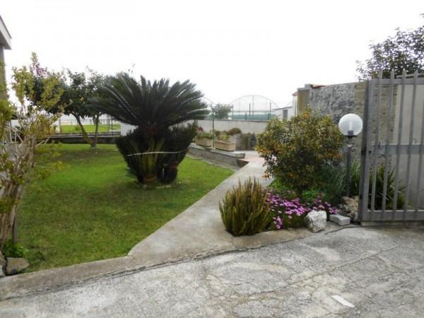 Villa in vendita a Anzio, Sacida, Con giardino, 140 mq - Foto 1