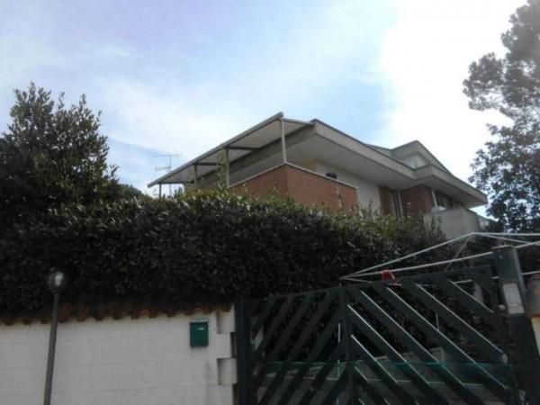 Villetta a schiera in vendita a Anzio, Cincinnato, Con giardino, 55 mq