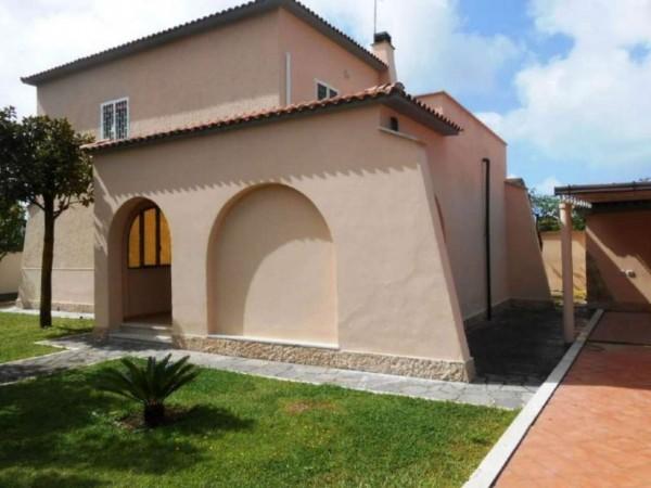 Villa in vendita a Anzio, Lavinio, Arredato, con giardino, 140 mq