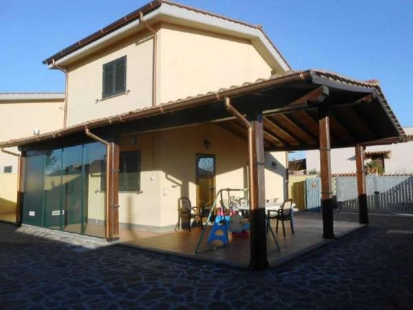 Villa in vendita a Anzio, Padiglione, Con giardino, 90 mq