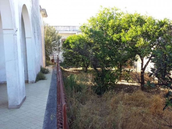 Villa in vendita a Copertino, Con giardino, 245 mq - Foto 10