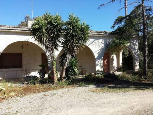 Villa in vendita a Copertino, Con giardino, 245 mq - Foto 2
