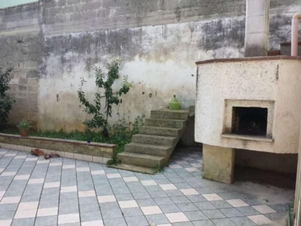 Casa indipendente in vendita a Copertino, Con giardino, 155 mq - Foto 3