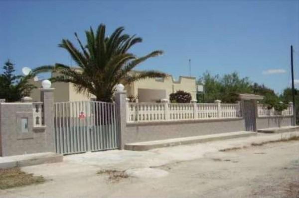 Villa in vendita a Porto Cesareo, Con giardino, 200 mq - Foto 1