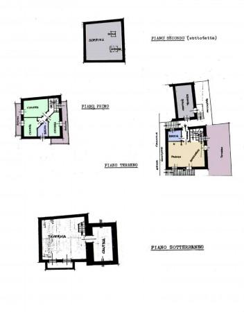 Casa indipendente in vendita a La Salle, Frazione Echarlod Superiore, Con giardino, 250 mq - Foto 2