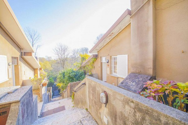 Villetta a schiera in vendita a Bregano, Con giardino, 127 mq - Foto 13