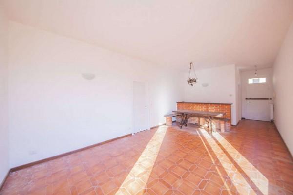 Villetta a schiera in vendita a Bregano, Con giardino, 127 mq - Foto 4