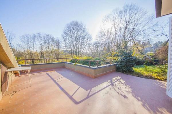 Villetta a schiera in vendita a Bregano, Con giardino, 127 mq - Foto 22