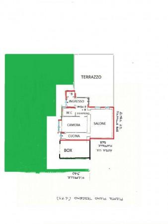 Appartamento in vendita a Villar Dora, Collinare, Con giardino, 92 mq - Foto 3