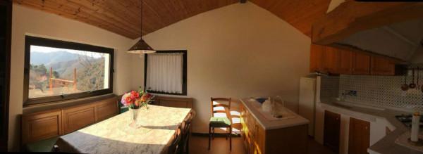 Casa indipendente in vendita a Moneglia, Prima Collina, Con giardino, 190 mq - Foto 15