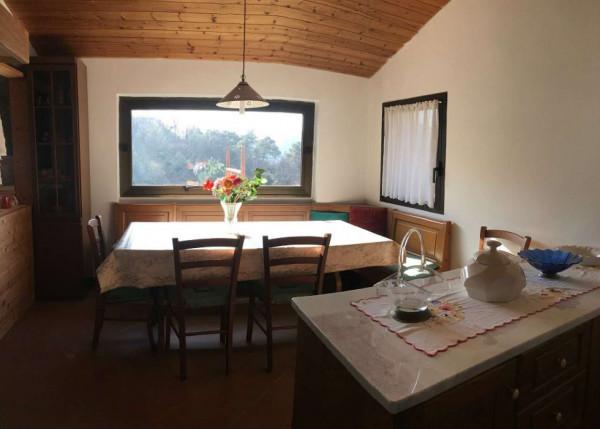 Casa indipendente in vendita a Moneglia, Prima Collina, Con giardino, 190 mq - Foto 16