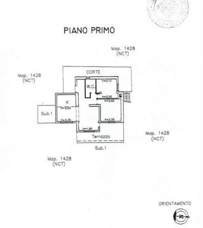 Casa indipendente in vendita a Moneglia, Prima Collina, Con giardino, 190 mq - Foto 3