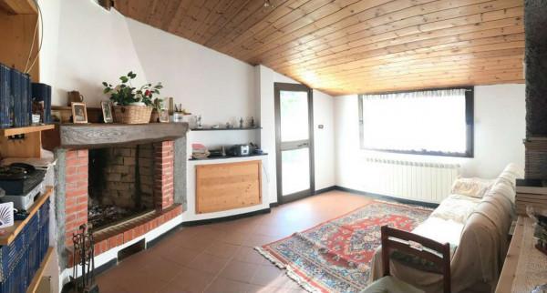 Casa indipendente in vendita a Moneglia, Prima Collina, Con giardino, 190 mq - Foto 19