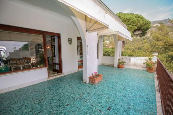 Villa in vendita a Zoagli, Marina Di Bardi, Con giardino, 267 mq - Foto 15