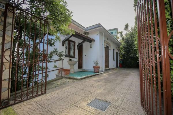 Villa in vendita a Zoagli, Marina Di Bardi, Con giardino, 267 mq - Foto 8