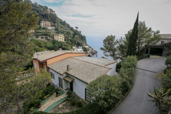 Villa in vendita a Zoagli, Marina Di Bardi, Con giardino, 267 mq - Foto 13