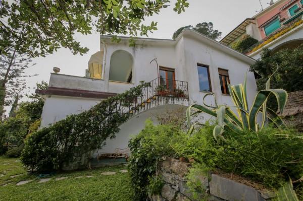 Villa in vendita a Zoagli, Marina Di Bardi, Con giardino, 267 mq - Foto 28