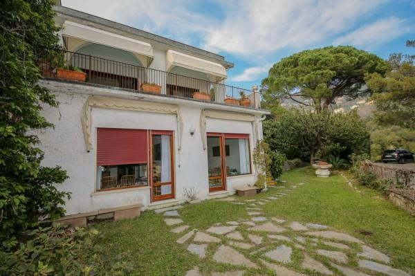 Villa in vendita a Zoagli, Marina Di Bardi, Con giardino, 267 mq - Foto 26