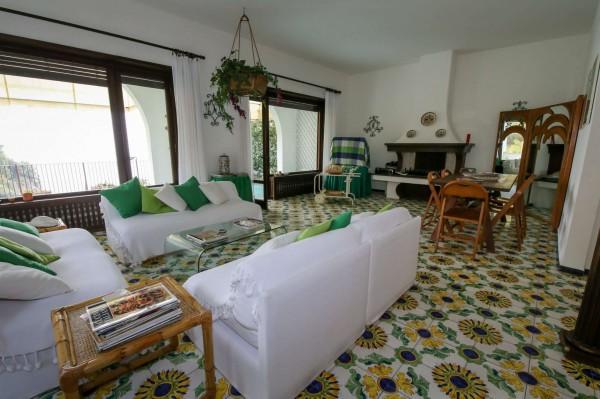 Villa in vendita a Zoagli, Marina Di Bardi, Con giardino, 267 mq - Foto 23