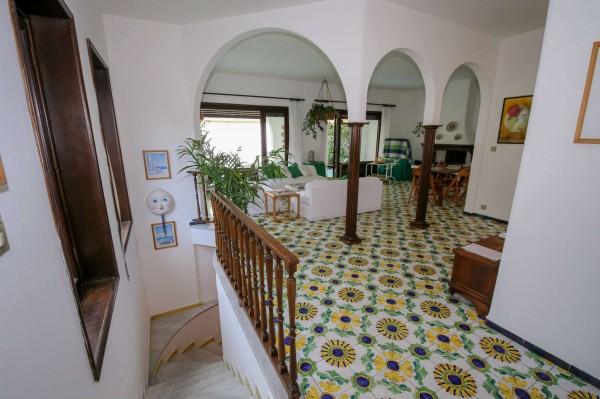 Villa in vendita a Zoagli, Marina Di Bardi, Con giardino, 267 mq - Foto 22
