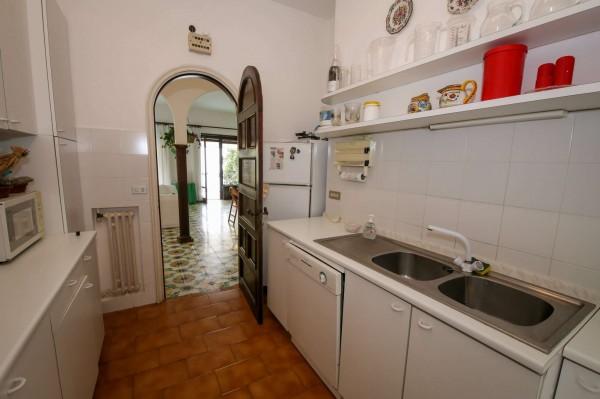 Villa in vendita a Zoagli, Marina Di Bardi, Con giardino, 267 mq - Foto 17