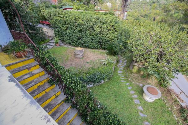 Villa in vendita a Zoagli, Marina Di Bardi, Con giardino, 267 mq - Foto 9