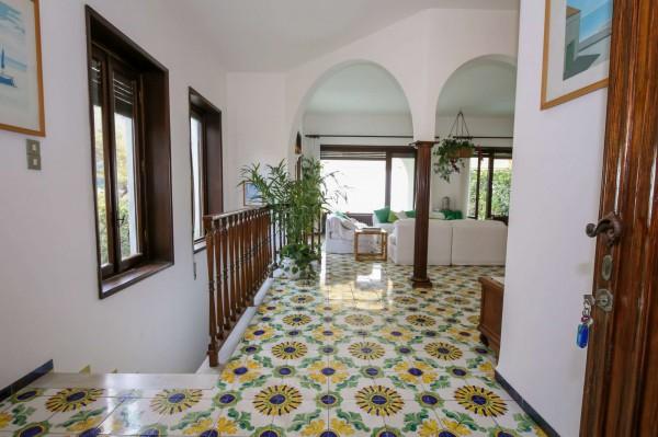 Villa in vendita a Zoagli, Marina Di Bardi, Con giardino, 267 mq - Foto 19