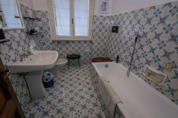 Villa in vendita a Zoagli, Marina Di Bardi, Con giardino, 267 mq - Foto 10