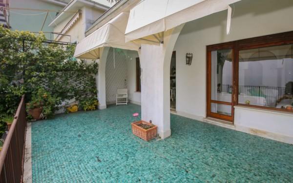 Villa in vendita a Zoagli, Marina Di Bardi, Con giardino, 267 mq - Foto 14
