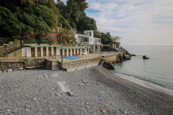 Villa in vendita a Zoagli, Marina Di Bardi, Con giardino, 267 mq - Foto 5